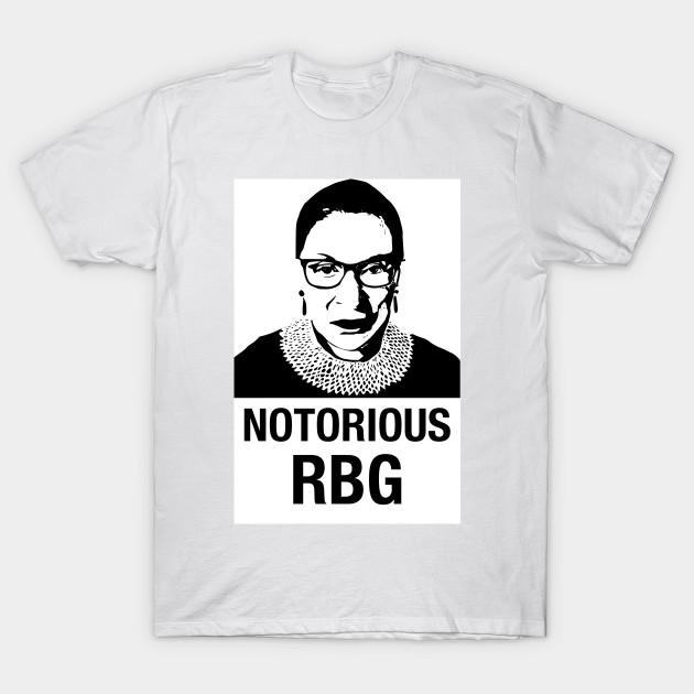 notorious rbg notorious t shirt teepublic