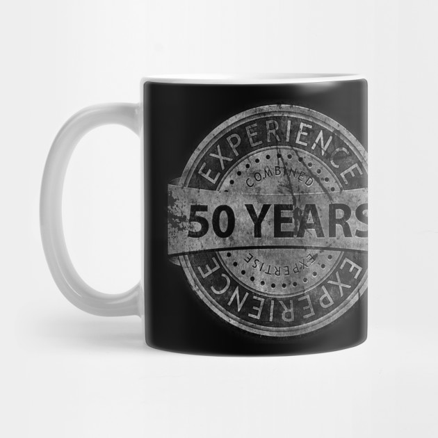 50th Birthday Gift Vintage Tough Style For Parents Husband Or Friend