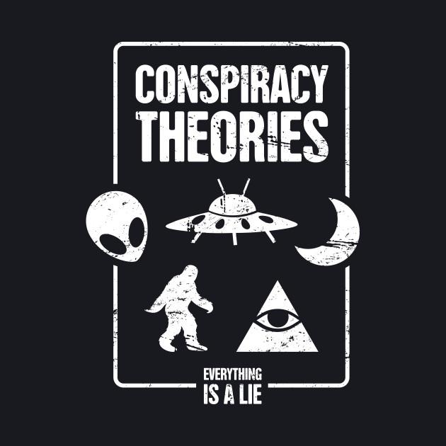 Conspiracy Theories - Alien, UFO, Illuminati, Bigfoot