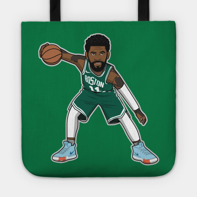 d8dcb9d326d8 Kyrie Irving Cartoon Style by rayd3rd - Kyrie Irving - Tote
