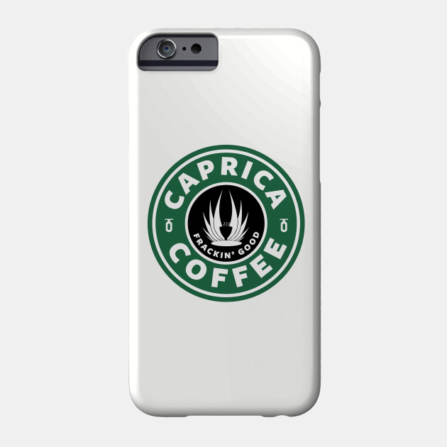 super popular 21f28 1eea0 Caprica Coffee Frackin Good Battlestar Galactica Starbucks
