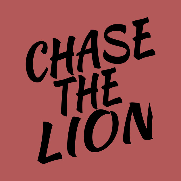 chase the lion football gift idea