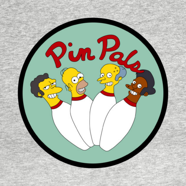 The Simpsons Pin Pals
