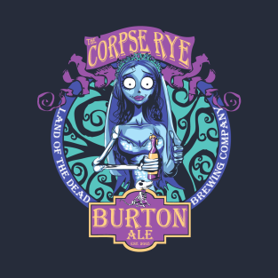 tHE cORPSE rYE t-shirts