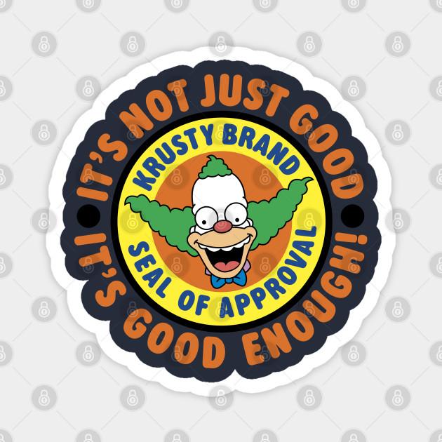 Krusty Brand Seal