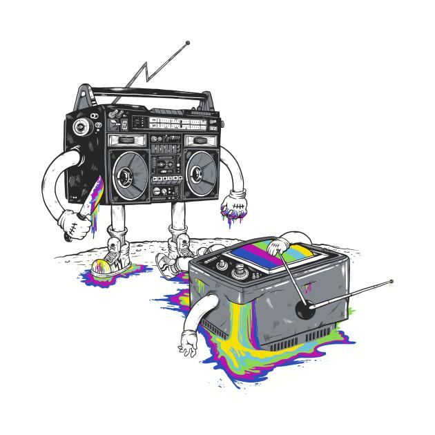 Revenge of the Radio Star