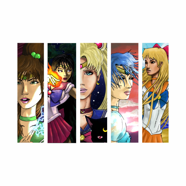 The Real Sailor Scouts