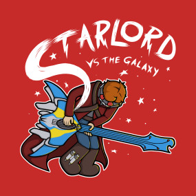 Starlord vs The Galaxy