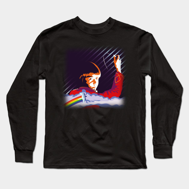 6248c655883 Misplaced Childhood cover - Marillion - Long Sleeve T-Shirt