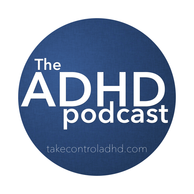 The ADHD Podcast Badge