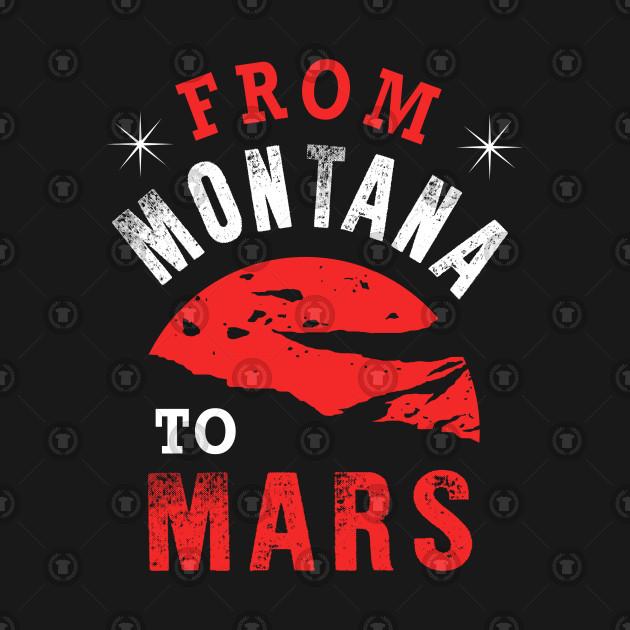 Montana to Mars