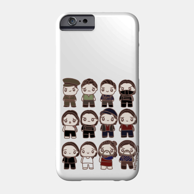 Bucky Bun iphone case