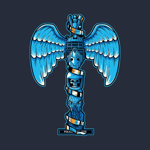 Whovian Totem T-Shirt