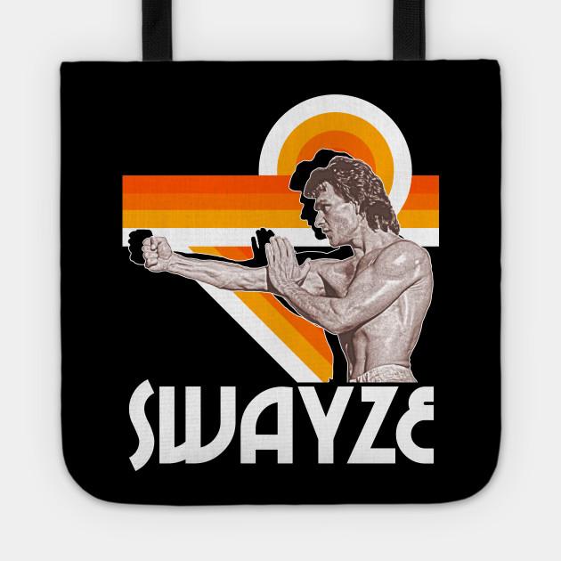 Patrick Swayze Shirtless Hot Bod FanArt Tribute