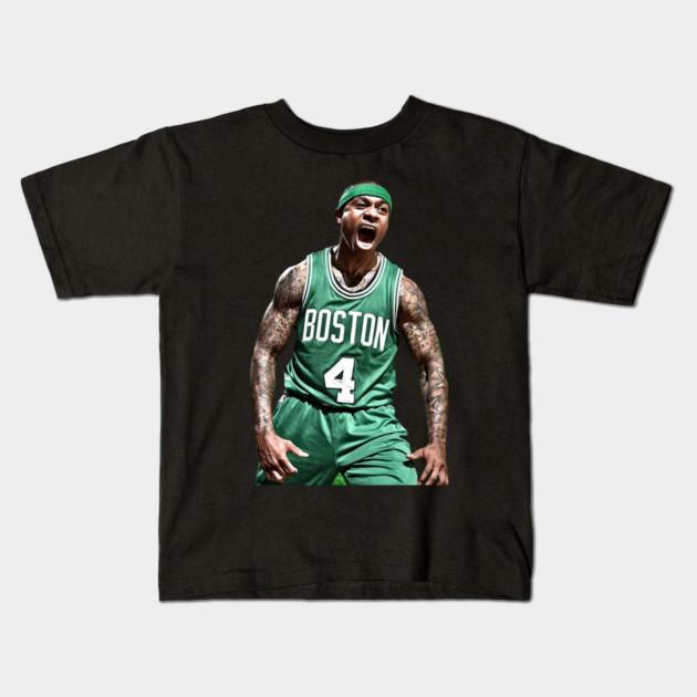 7b1a05d61d3b7 Isaiah Thomas Celtics Shirt - Boston Celtics - Kids T-Shirt
