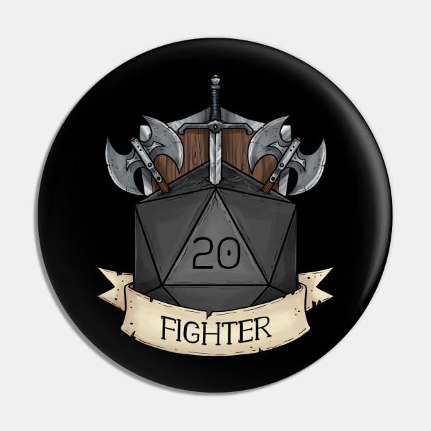 D&D - D20 - Fighter