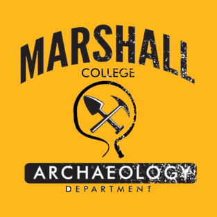 Marshell College t-shirts