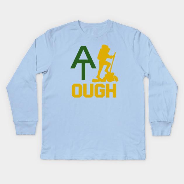 914ee1d82df Appalachian Trail Tough - Hiking - Kids Long Sleeve T-Shirt