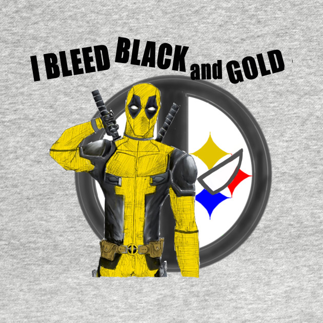Deadpool: Black and Gold