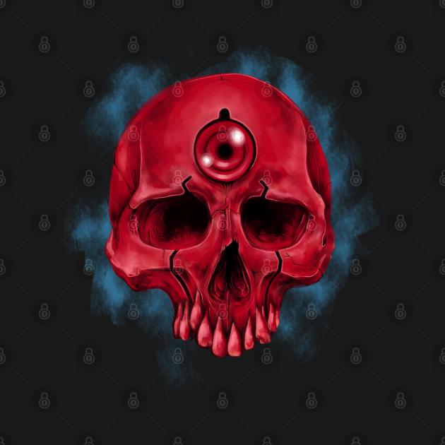 Skull #Arelarts