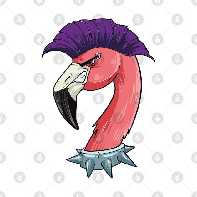 Punk-Flamingo