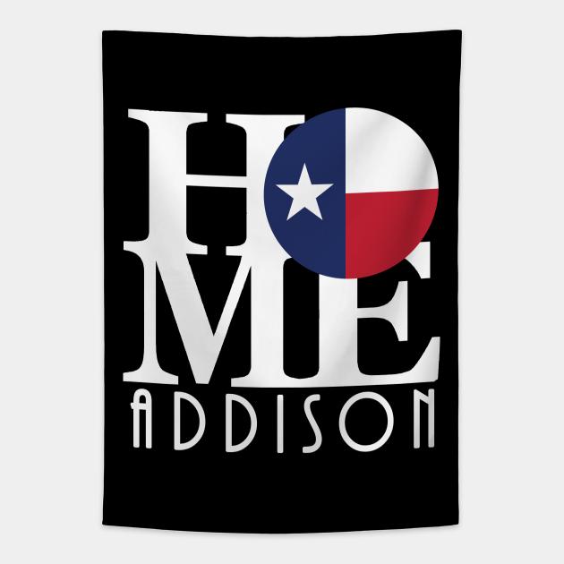 HOME Addison (white text)