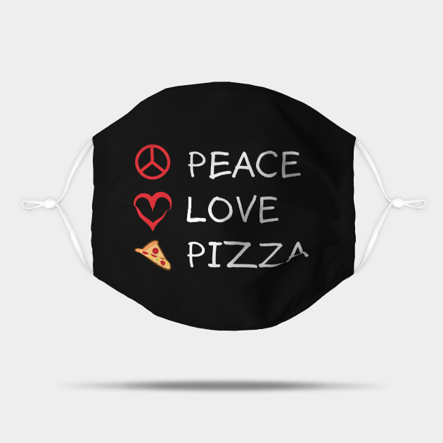 Peace. Love. Pizza.