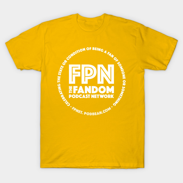 Fandom Podcast Network White Font