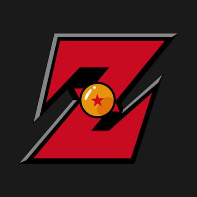 Dragon Ball Z Logo - Dragon Ball Z - T-Shirt   TeePublic