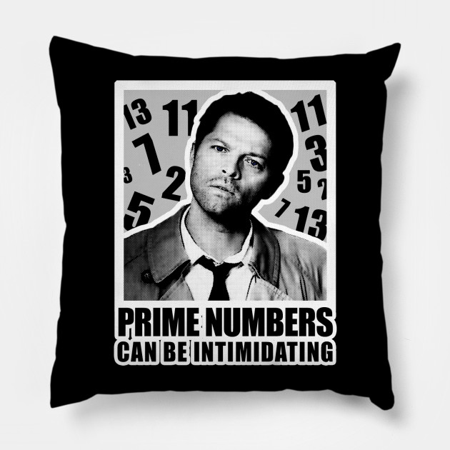 Prime numbers can be intimidating men