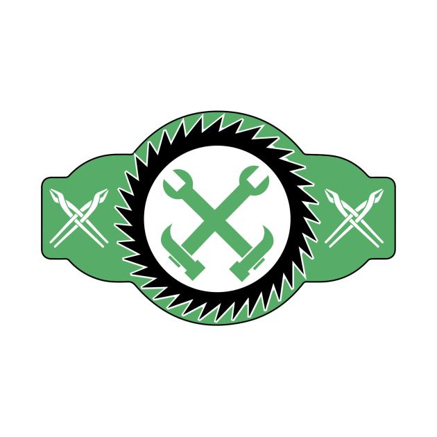 Struggleville Championship Tool Belt