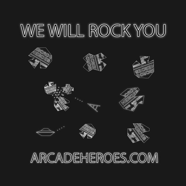 Arcades Rock