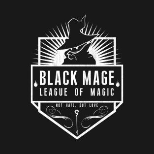 League of Magic: Dark t-shirts