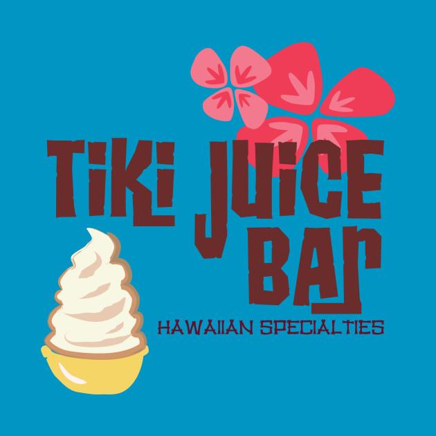 Tiki Juice Bar