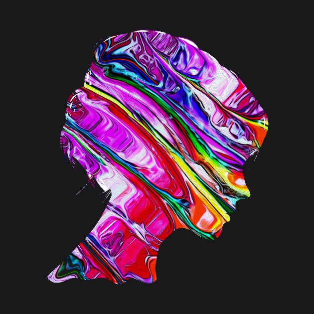 Colorful Silhouette