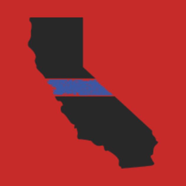 California Thin Blue Line