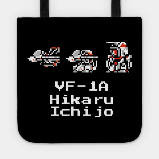 8bit DYRL VF-1A Hikaru set