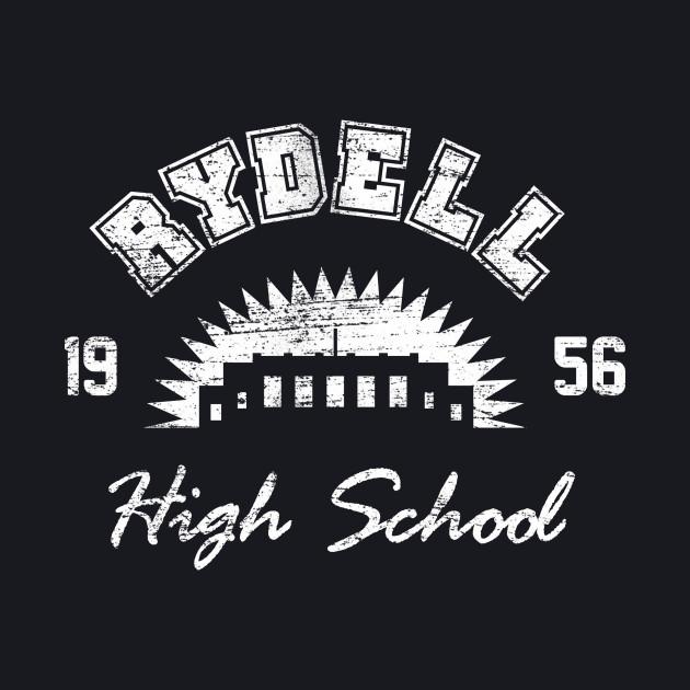 Rydell High School (worn look)