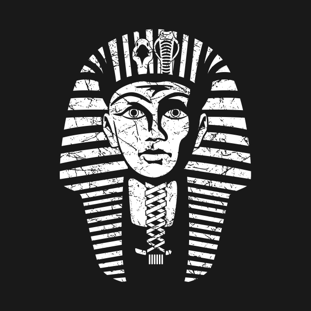 Ancient Egyptian Pharaoh King Tut