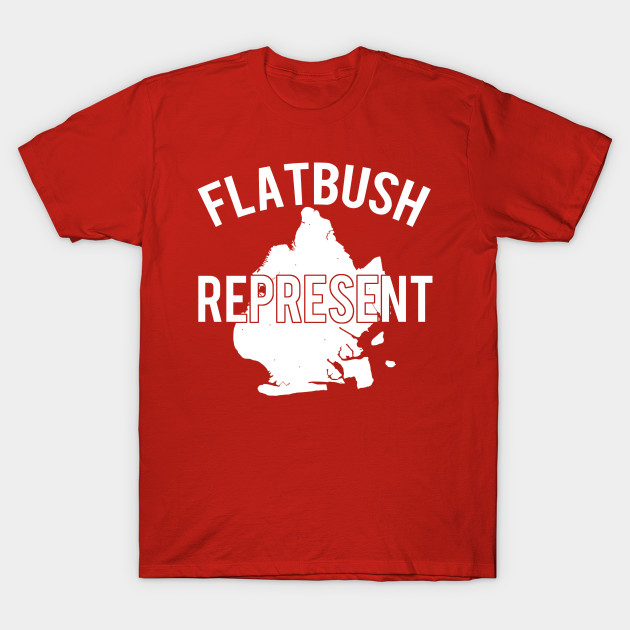 Flatbush Brooklyn - Brooklyn - T-Shirt  362f01ceecd