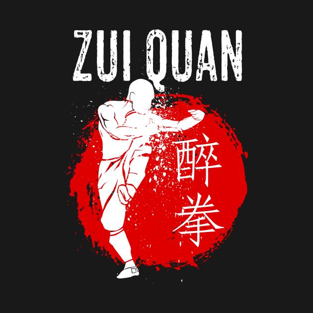 Zui Quan Drunken Boxing Martial Arts Training Outfit