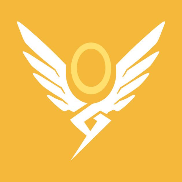 Mercy Overwatch Never Die Long Sleeve T Shirt Teepublic