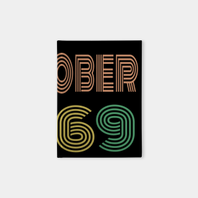 50th Birthday Gifts For Men Notebooks Teepublic