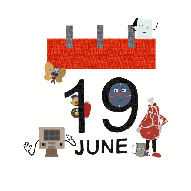 19 June Day!