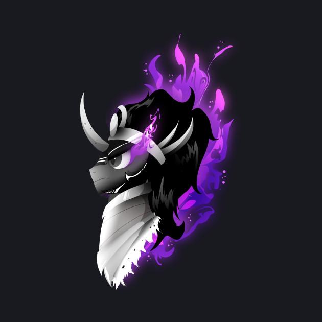 King Sombra - Purple