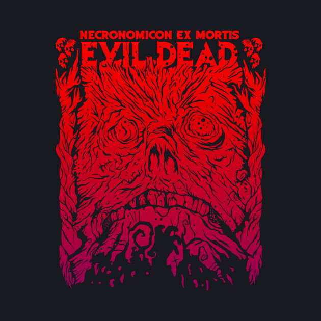 Necronomicon Ex Mortis (Bloody Red)
