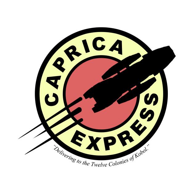 Caprica Express T-Shirt