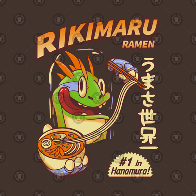 Rikimaru Ramen Restaurant Hanamura