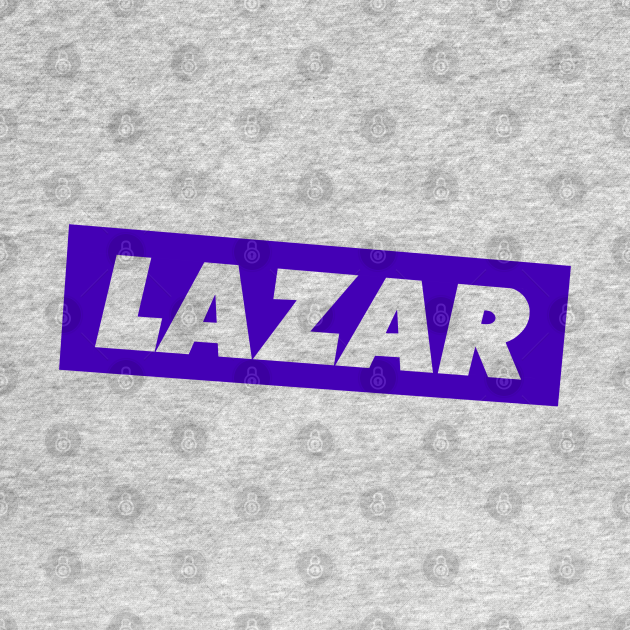 Lazarbeam Logo Purple