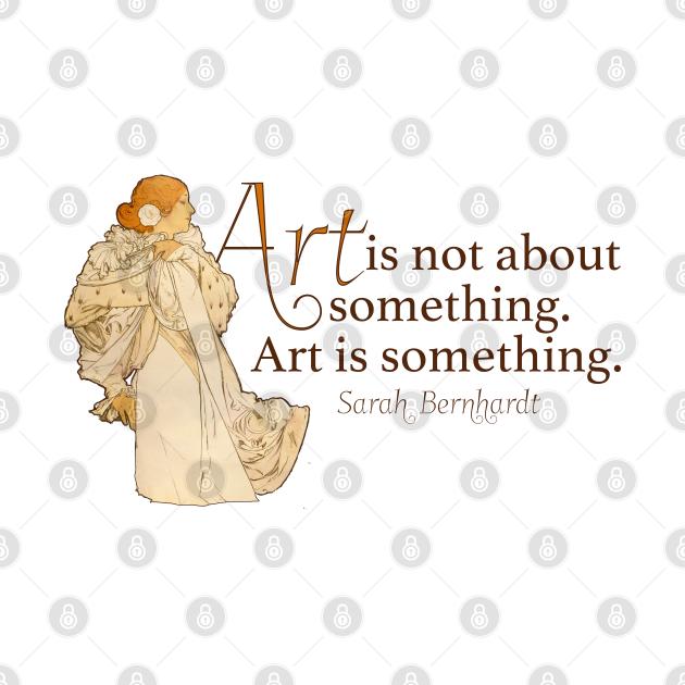 Sarah Berhardt Art